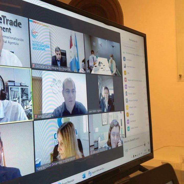 La Secretaría de Integración Regional participó del cónclave, donde abordaron temas de agenda en innovación, emprendimiento e intaemprendimiento.